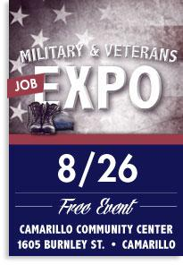 2017 Military and Veterans Expo & Job Fair - 8/26