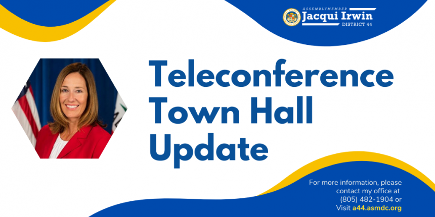 Teleconference Town Hall Update