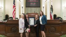 Assemblymember Irwin Honors Senior Concerns as 2018 Nonprofit of the Year
